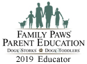 2019 Family Paws Badge